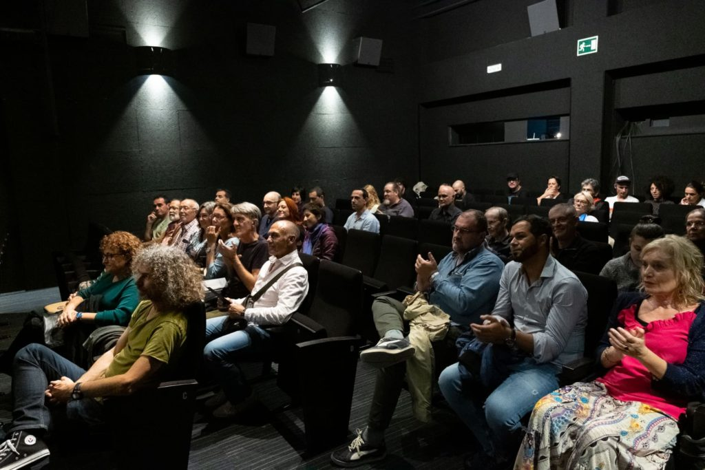 Independent cinema screening in Muestra de cine de Lanzarote