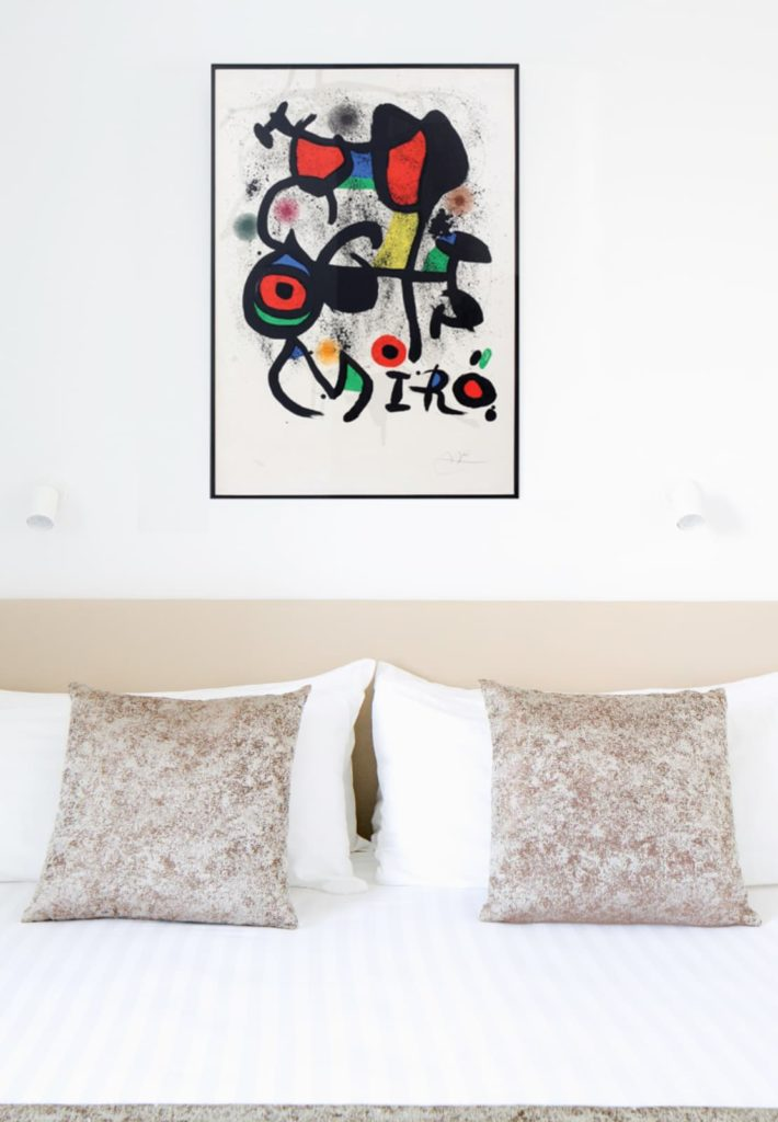 Poster by Joan Miró